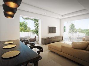 Salon appartement Mansouria Beach Resort Mohammedia Bouznika