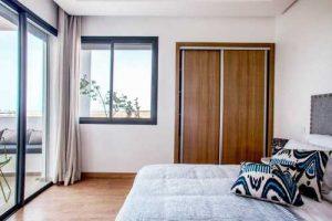 Chambre appartement témoin Mansouria Beach Resort Mohammedia Bouznika