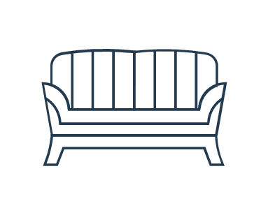Club Lounge Sofa icone appartement a vendre Mansouria Beach Resort Mohammedia Bouznika - Accueil